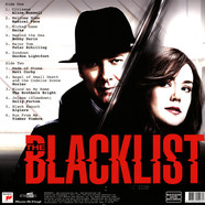 V.A. - OST Blacklist Transparent Red Vinyl Edition