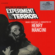 Henry Mancini - OST Experiment In Terror Blood Red Vinyl Edition