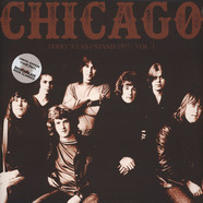 Chicago - Terrys Last Stand, NY 1977 Volume 1