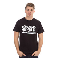 Naughty By Nature - Logo T-Shirt