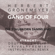 Gang Of Four - Die Staubkorn Sammlung Feat. Herbert Grönemeyer
