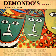 Demondo - Demondo's Vol 1 & 2 - Jungle Dubbs / Ballhead Dubbs