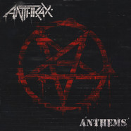 Anthrax - Anthems Purple & White Color Vinyl Edition