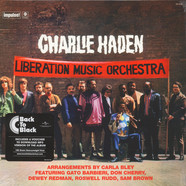 Charlie Haden - Liberation Music Orchestra Back To Black Edition