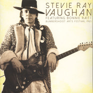 Stevie Ray Vaughan - Bumbershoot Art Festival
