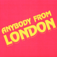 Borai - Anybody From London EP