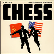 Tim RiceBjörn Ulvaeus & Benny Andersson - Chess (Original Broadway Cast Recording)
