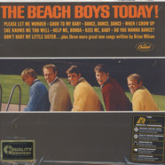 Beach Boys, The - Today! 200g Vinyl, Mono Edition