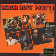 Beach Boys, The - The Beach Boys' Party! 200g Vinyl, Mono Ediiton