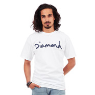 Diamond Supply Co. - OG Script T-Shirt