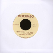 Mighty Mocambos, The - Where Do We Go From Here Feat. Lee Fields Silver Vinyl Edition