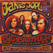 Janis Joplin With Big Brother & The Holding Company - Live At Winterland '68