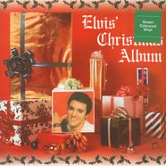 Elvis Presley - Elvis' Christmas Album Green Vinyl Edition