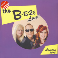 B-52's - Live In The UK 2013