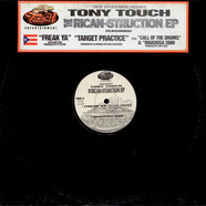 Tony Touch - The Rican-Struction EP