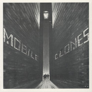 Mobile Clones - Abrasive Air Clear Vinyl Edition