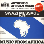Tom Mhkize - Music From Africa: Swazi Message / Big Band Bas
