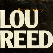 Lou Reed - September Song