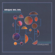 Brujas Del Sol - Starquake Orange Vinyl Edition