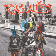 Casualties, The - Chaos Sound Colored Vinyl Edition