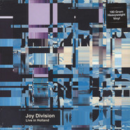 Joy Division - Live In Holland, January 1980 180g Vinyl Edition