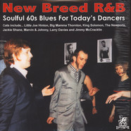 V.A. - New Breed R&B - Soulful 60s Blues For Today's Dancers