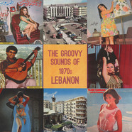 V.A. - The Groovy Sounds of 1970s Lebanon