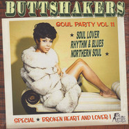 Buttshakers! - Soul Party Volume 11