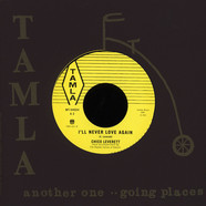 Chico Leverett - Solid Sender / I'll Never Love Again