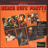 Beach Boys, The - The Beach Boys' Party! 200g Vinyl Stereo Edition