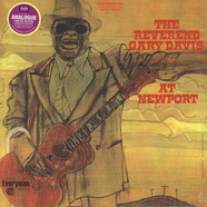Reverend Gary Davis - At Newport