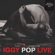 Iggy Pop - Live At The Ritz, NYC 180g Vinyl Edition