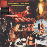 V.A. - Library Of Sound Grooves: Erotic Vibrations & Bossa Moods From The Italian Cinema (1966-1973)