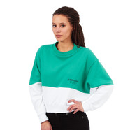 LookyLooky - Women's Statement Cropped Sweater