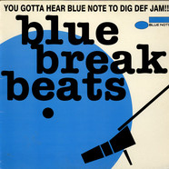 V.A. - Blue Break Beats Volume 1