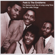 Patti & The Emblems - I'm Gonna Love You A Long, Long Time