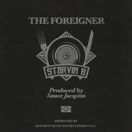 Starvin B - The Foreigner Colored Vinyl Edition