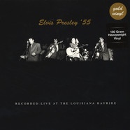 Elvis Presley - Live At The Louisiana Heyride, 1955 180g Vinyl Edition