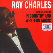 Ray Charles - Modern Sounds In Country Music 180g Vinyl Edition