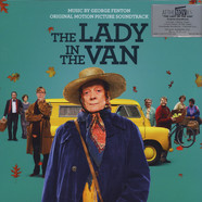 George Fenton - OST The Lady In The Van Light Blue Vinyl Edition