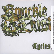 Knuckledust - Cycles Olive Green Vinyl Edition
