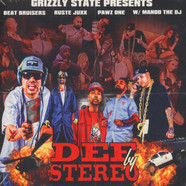 Beat Bruisers x Ruste Juxx x Pawz One - Def By Stereo