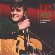 Elvis Presley - Live In The 50's - The Complete Tour Recordings