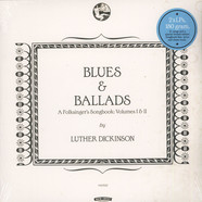 Luther Dickinson - Blues & Ballads (A Folksinger's Songbook) I & II