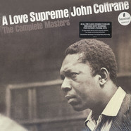 John Coltrane - A Love Supreme: The Complete Masters