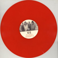 U2 - With Or Without You Red Vinyl Edition