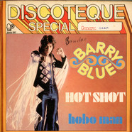Barry Blue - Hot Shot