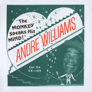 Andre Williams - The Monkey Speaks His Mind