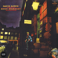 David Bowie - The Rise And  Fall Of Ziggy Stardust And Spiders From Mars