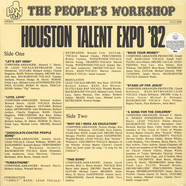 People's Workshop, The - Houston Talent Expo 82